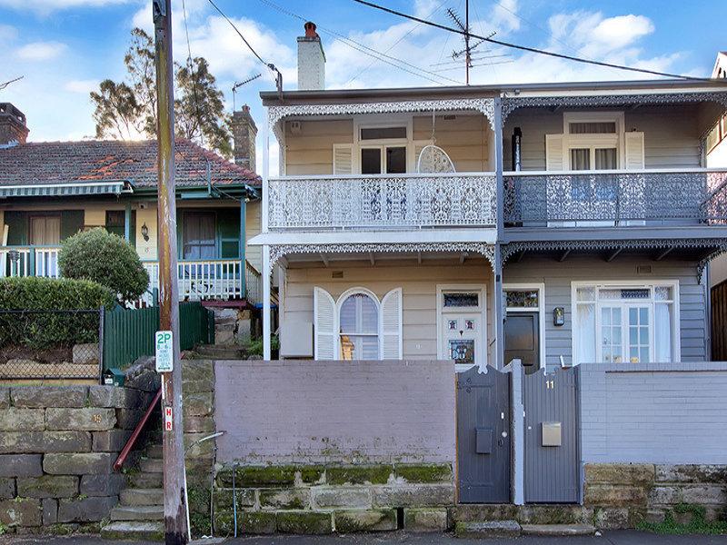 11A Bradford Street, BALMAIN  NSW  2041