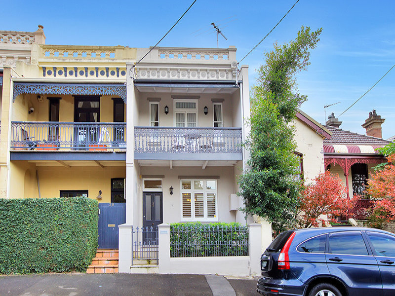 37 Wortley Street, BALMAIN  NSW  2041