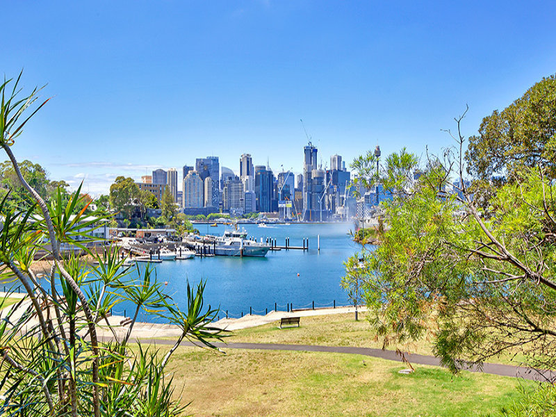 7/2 Jubilee Place, BALMAIN EAST  NSW  2041
