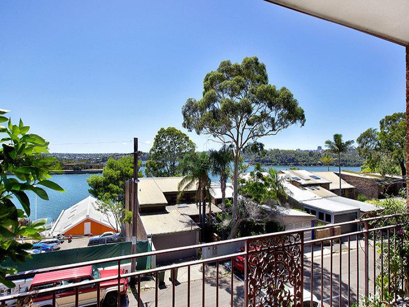 10/2-4 Clifton Street, BALMAIN EAST  NSW  2041