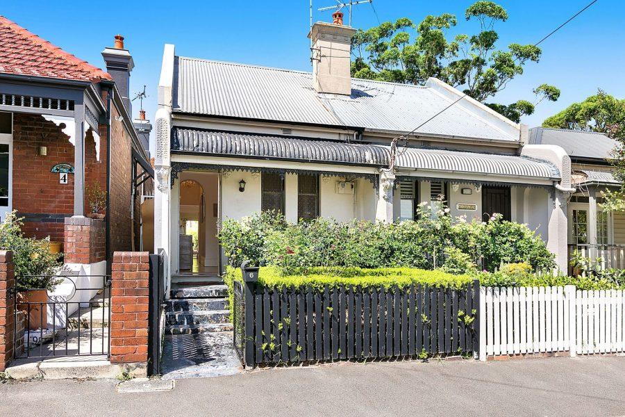 6 Belmore Street, Rozelle  NSW  2039