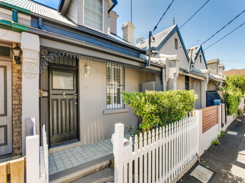 4 Prosper Street, Rozelle  NSW  2039