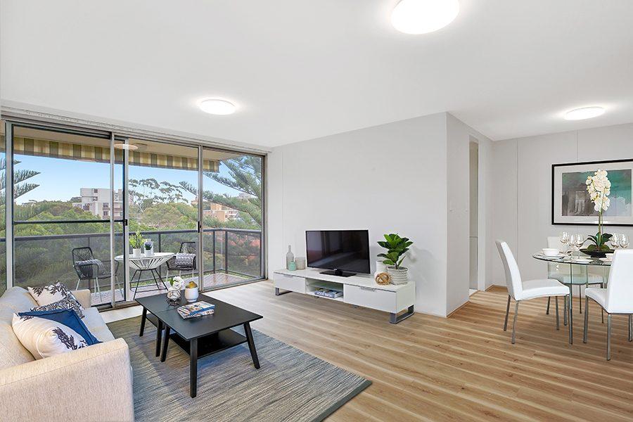 27/6-8 Ocean Street North, Bondi  NSW  2026