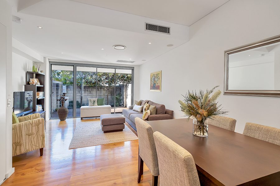 2/40 Evans Street, Balmain  NSW  2041